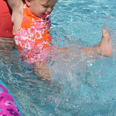 Swim Lessons Above All Other Extracurricular Activities