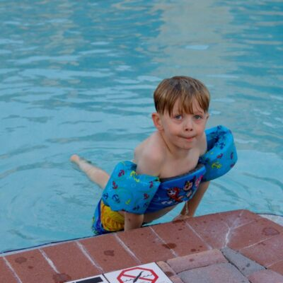 Get Summer Ready with SwimWays Swim Trainers